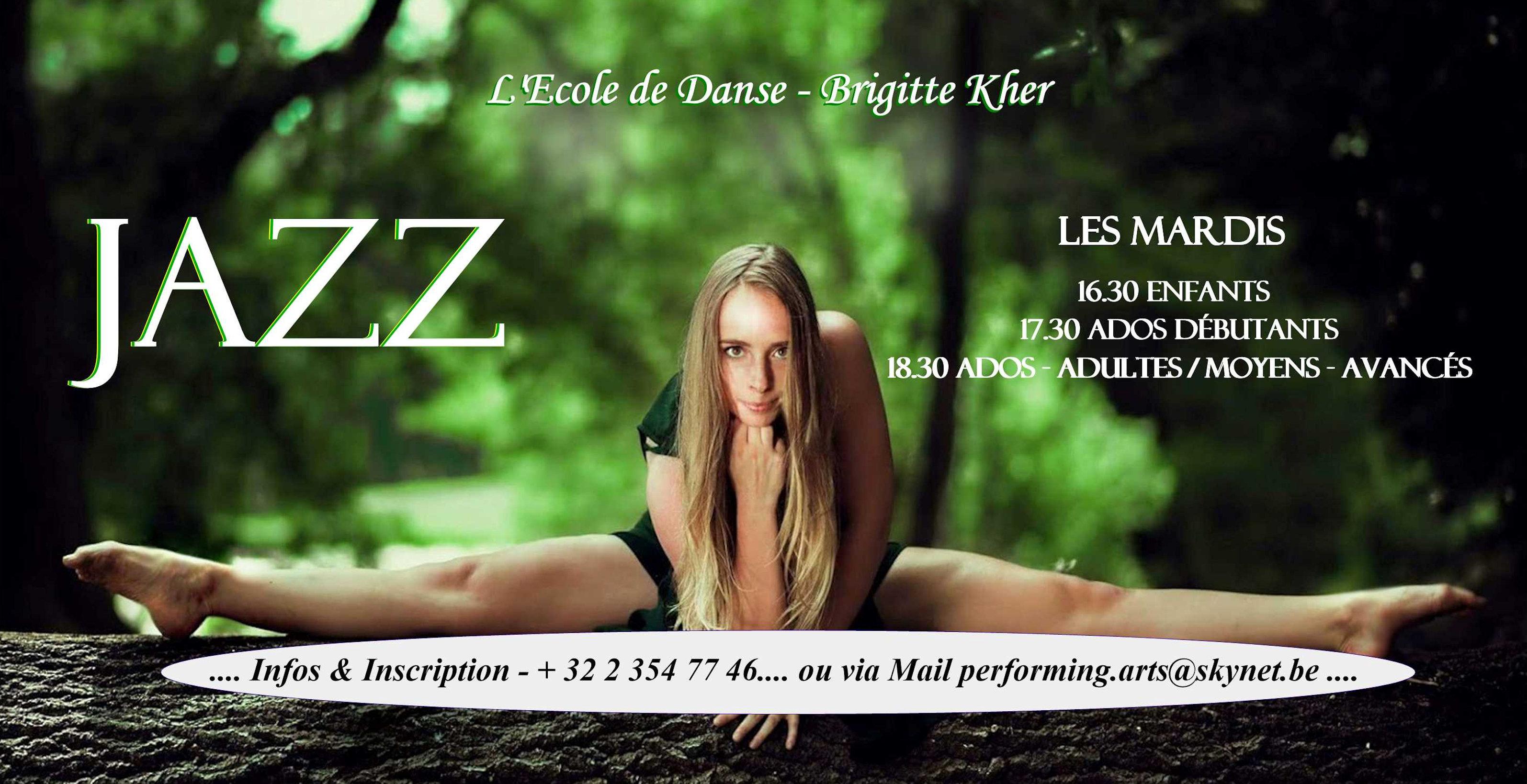 Cours de Jazz